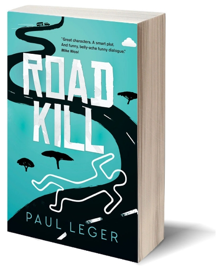Roadkill is a novel by Paul Leger